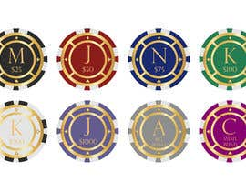 #4 Family poker chip logo design részére manuelameurer által