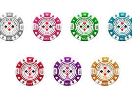 #13 za Family poker chip logo design od Exdrell