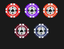 #8 for Family poker chip logo design by mehedyhasan707