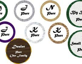#1 Family poker chip logo design részére nithsandhiya által