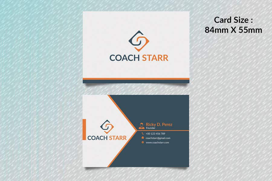 Entry 154 By Mosharaf186 For Custom Logo Business Card Design