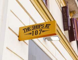 Nro 1513 kilpailuun The Shops at 107 needs a logo käyttäjältä irfannosh