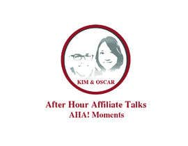 """#12 for Logo for """"Late Night Affiliate Talks with Kim & Oscar"""" Podcast by Harun1556"""