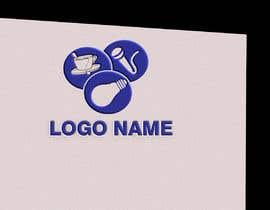 "Nro 1 kilpailuun Logo for ""Late Night Affiliate Talks with Kim & Oscar"" Podcast käyttäjältä nideisnger123"