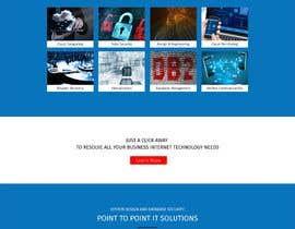 nº 26 pour Design  a Website Mockup par ezimhede