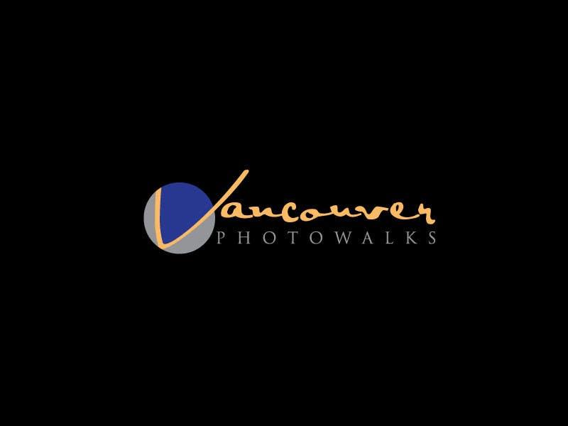 Penyertaan Peraduan #                                        101                                      untuk                                         Design a Logo for Vancouver Photowalks