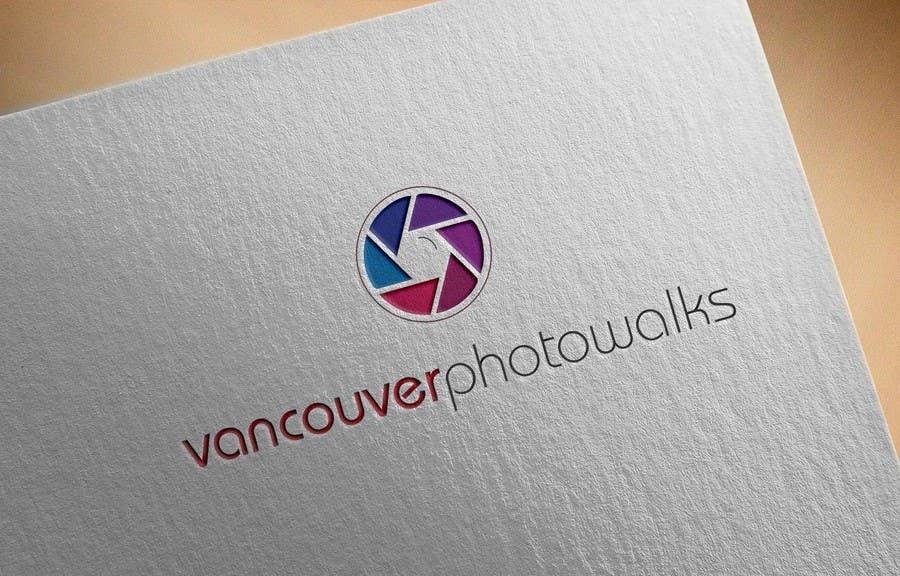 Penyertaan Peraduan #                                        111                                      untuk                                         Design a Logo for Vancouver Photowalks