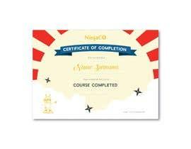 #28 untuk I need a certificate oleh tintinana
