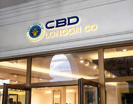 #9 , Design Logo and simple product packaging CBD London Co Health and Beauty 来自 Ashik0682