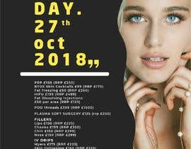 #8 untuk Skin Clinic Open Day Poster and Banner oleh farief16
