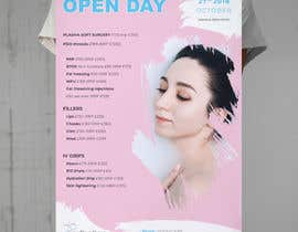 #82 untuk Skin Clinic Open Day Poster and Banner oleh ThemesBox
