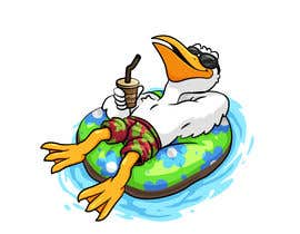 #79 for Pelican Cartoon Character in Illustrative vector style. by satherghoees1