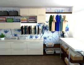 Nro 20 kilpailuun Design a laundry room käyttäjältä atonu
