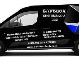 #39 for Graphic Design for Commercial Vehicle wrap by afifudeen12