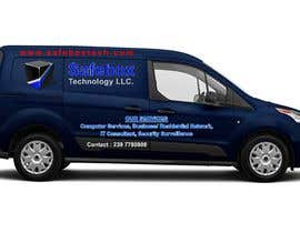 #18 for Graphic Design for Commercial Vehicle wrap by Kartik007
