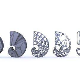 Nro 12 kilpailuun Design 3d Printable Sculpture käyttäjältä onetouch3d