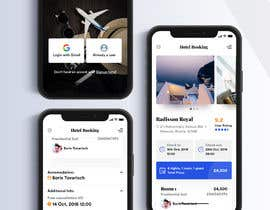 #15 for Design travel agency app by UIXGhost
