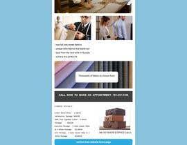 #43 for mailchimp mail chimp HTML email needed for clothing business af JoybrataDas