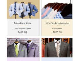 #22 for mailchimp mail chimp HTML email needed for clothing business af silvia709