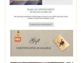 #42 for mailchimp mail chimp HTML email needed for clothing business af silvia709