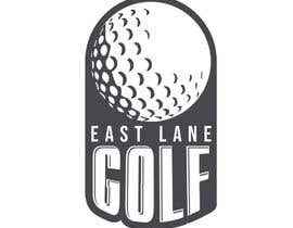 "#6 for I am working for a client who needs a logo for a golf company called""East Lane Golf"" af HarrisonHD"