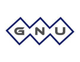 #57 cho A logo, and character of a Blue Gnu bởi mehadi777