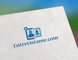"#71 para Diseñar logotipo con nombre ""Entrevistame.com"" de arazyak"