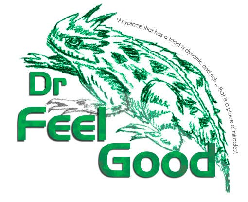 Contest Entry #24 for Logo Design for Dr Feel Good