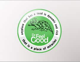 nº 60 pour Logo Design for Dr Feel Good par alexsoaresok