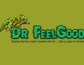 #5 para Logo Design for Dr Feel Good por smarttaste