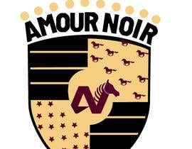 nº 21 pour I need a crest logo designed.  The company name is Amour Noir, I will provide you with 3 of the logos that we use. You can use any  combination or all 3.  For inspiration, I really like the the Porsche logo par nimafaz