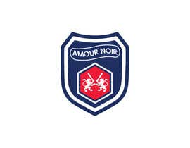 nº 11 pour I need a crest logo designed.  The company name is Amour Noir, I will provide you with 3 of the logos that we use. You can use any  combination or all 3.  For inspiration, I really like the the Porsche logo par BangladeshiBD