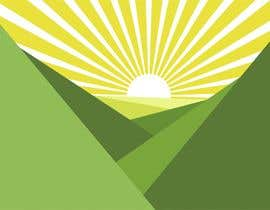 #3 for Design a Tangram of a sunset with bursts af dewiwahyu