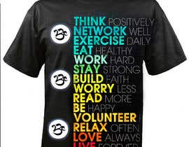 #39 para T shirt Design - positive meaning de ashiq247
