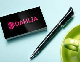#66 for Design logo for DAHLIA by josephaffran