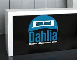 #76 for Design logo for DAHLIA by MAHMOUD828