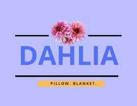 #65 for Design logo for DAHLIA by AmeraAmarudin