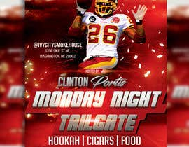 #43 cho Monday Night Tailgate Hosted By Clinton Portis bởi sabuj29