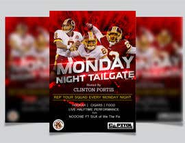 #51 cho Monday Night Tailgate Hosted By Clinton Portis bởi Nathasia00