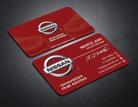 #1041 para Business Card Design Contest de MamunMs10