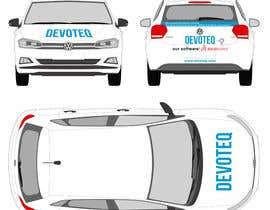 Nro 16 kilpailuun Car sticker design engineering company käyttäjältä TheFaisal