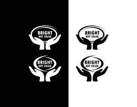 Nro 73 kilpailuun Company Logo for Bright Ray Solar käyttäjältä mithunbiswasut