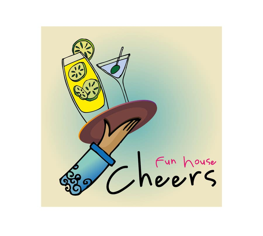 Конкурсная заявка №122 для Logo Design for Cheers!