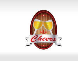 nº 137 pour Logo Design for Cheers! par pupster321
