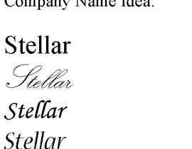 #37 per Name for my company da CarlitoR