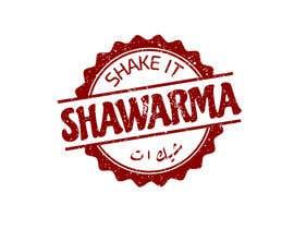 #69 pentru Logo for shawarma restaurant de către carolingaber