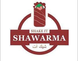 #72 pentru Logo for shawarma restaurant de către isholalateefgrap