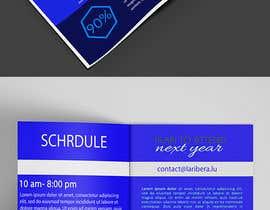 #12 for Design a restaurant brochure by Akheruzzaman2222