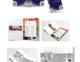 #16 for Design a restaurant brochure by jacklyn21