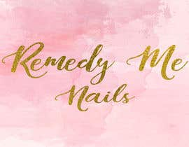 "#36 para Logo for new nail business ""Remedy Me"" de Ishan666452"